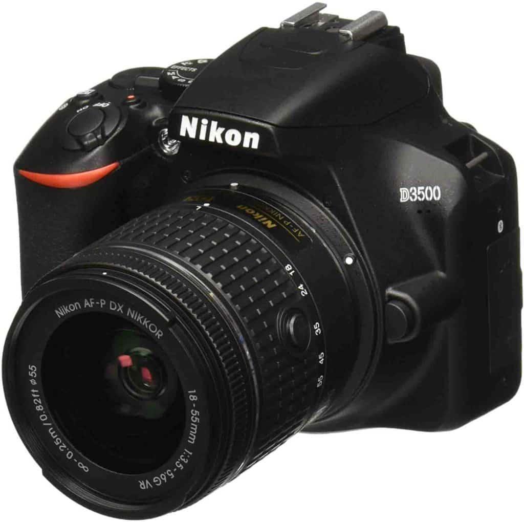 nikon d3500 dslr camera review