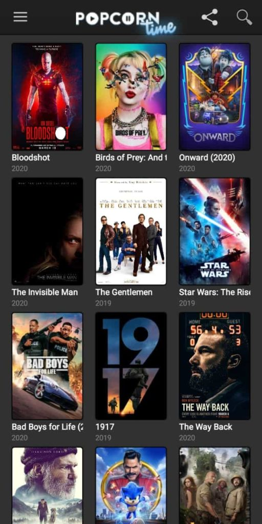 Download Movies In Popcorn Time In Android