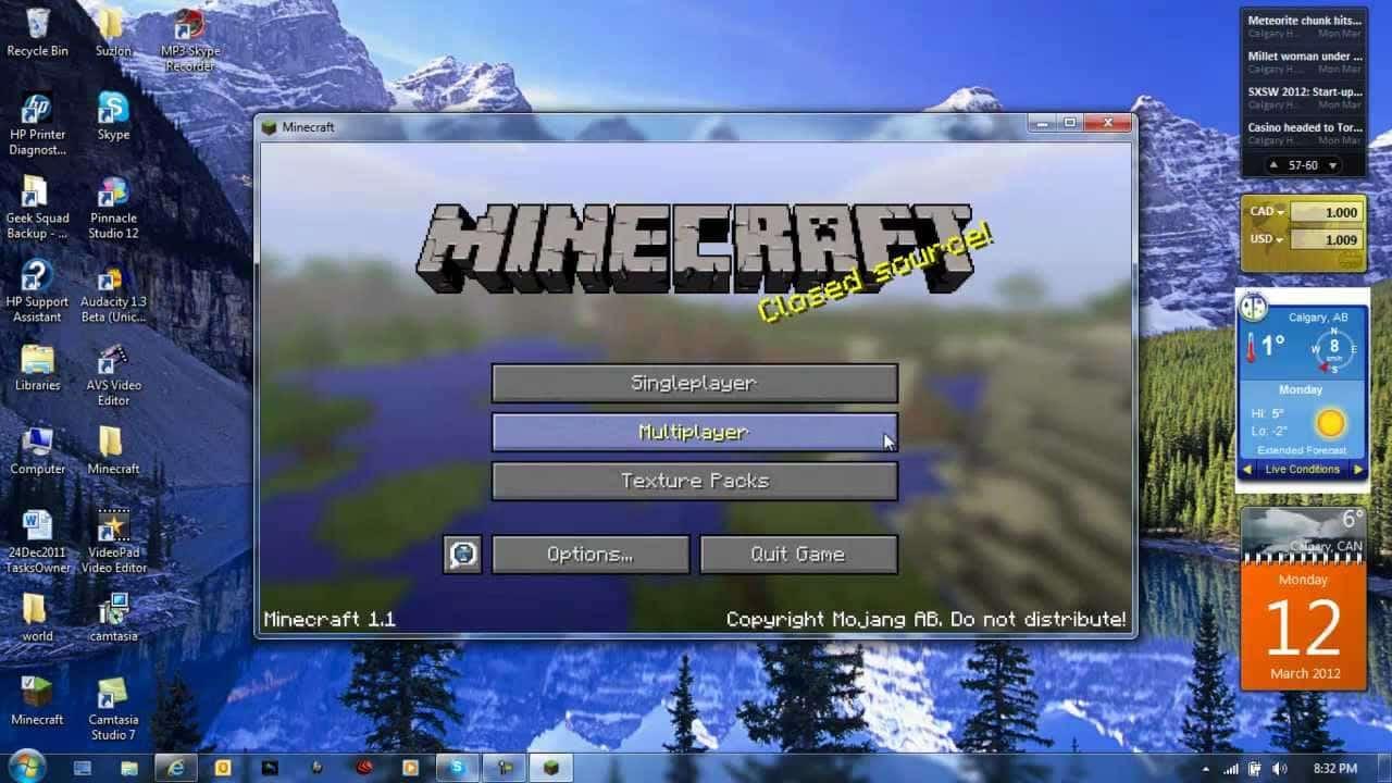 Is Minecraft Offline?