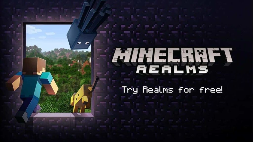 How To Create Minecraft Realms For Free?