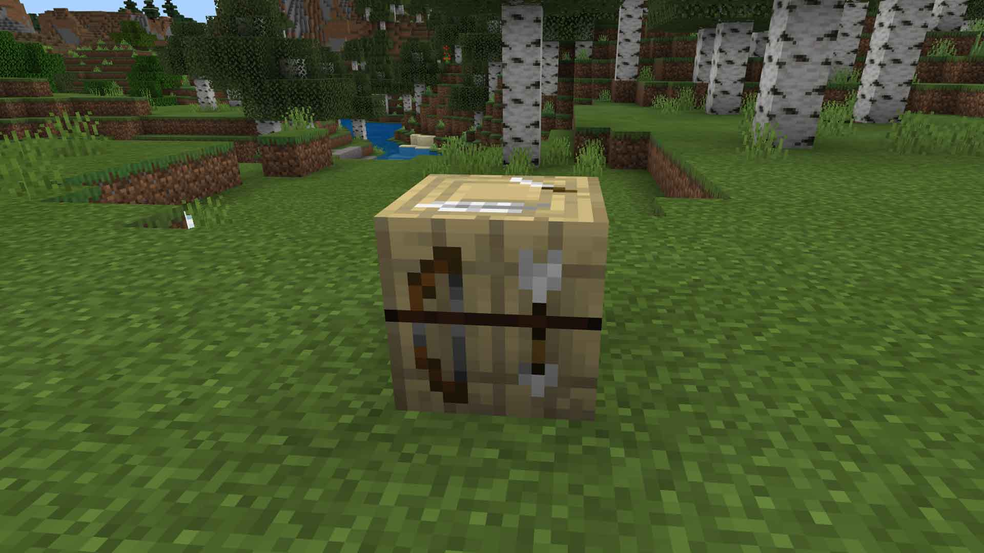 What Is Fletching Tables In Minecraft