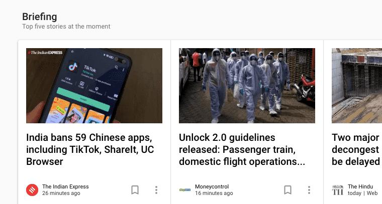 Facebook Paper App Alternatives