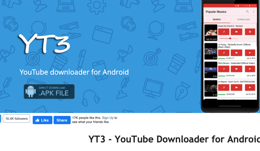 Yt3 Youtube Download