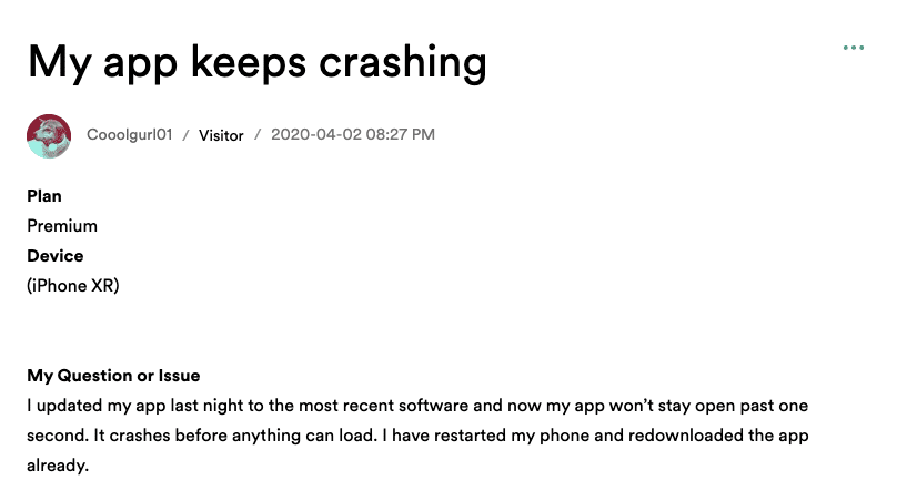 Fix Spotify Crashing Error In iPhone/iPad
