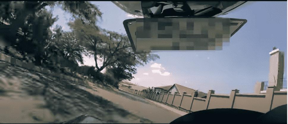 Motorcycle Exhaust Mount