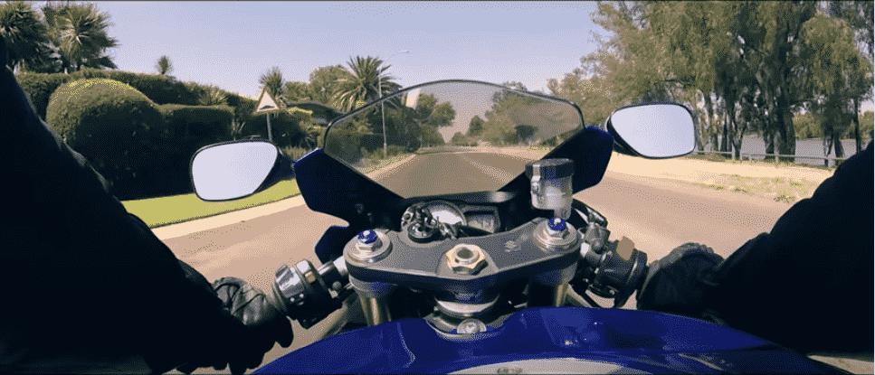 Motorcycle Tank Mount