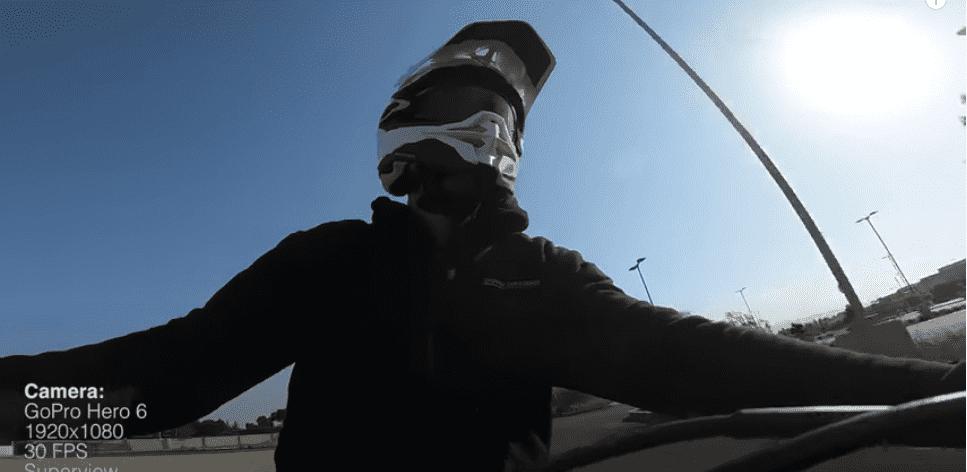 Motorcycle Head