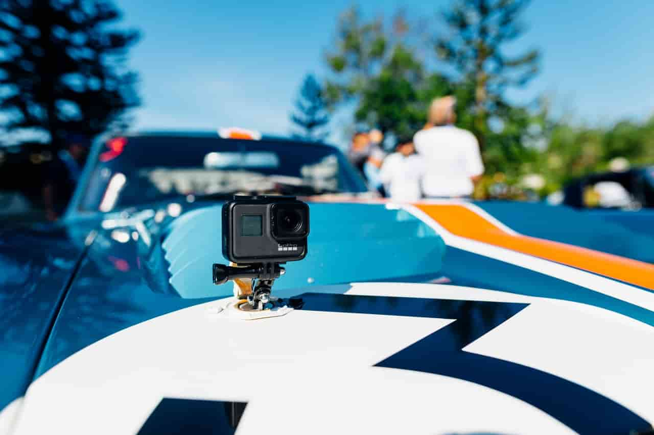 GoPro Car Mount Ideas