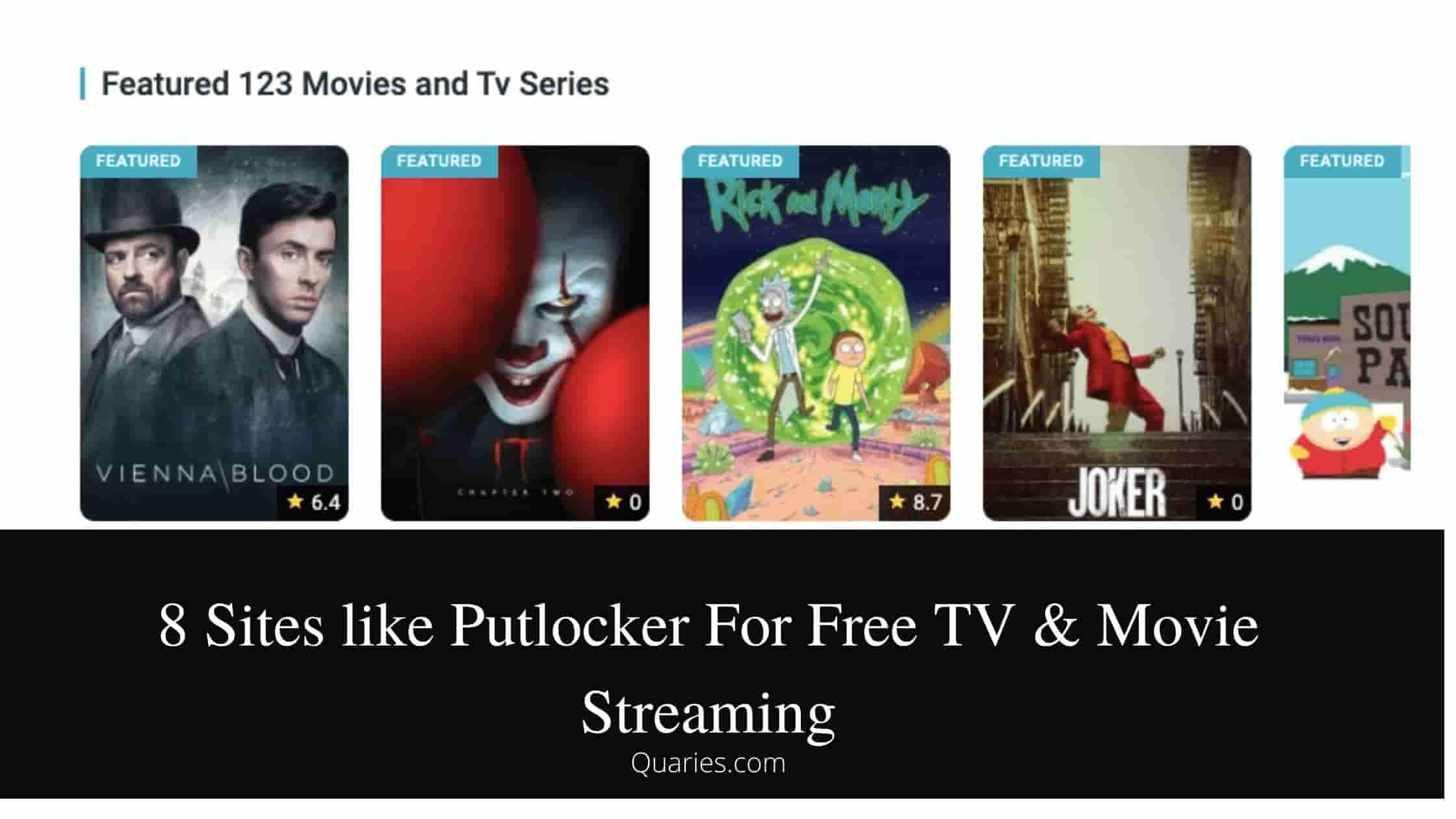 Sites like Putlocker