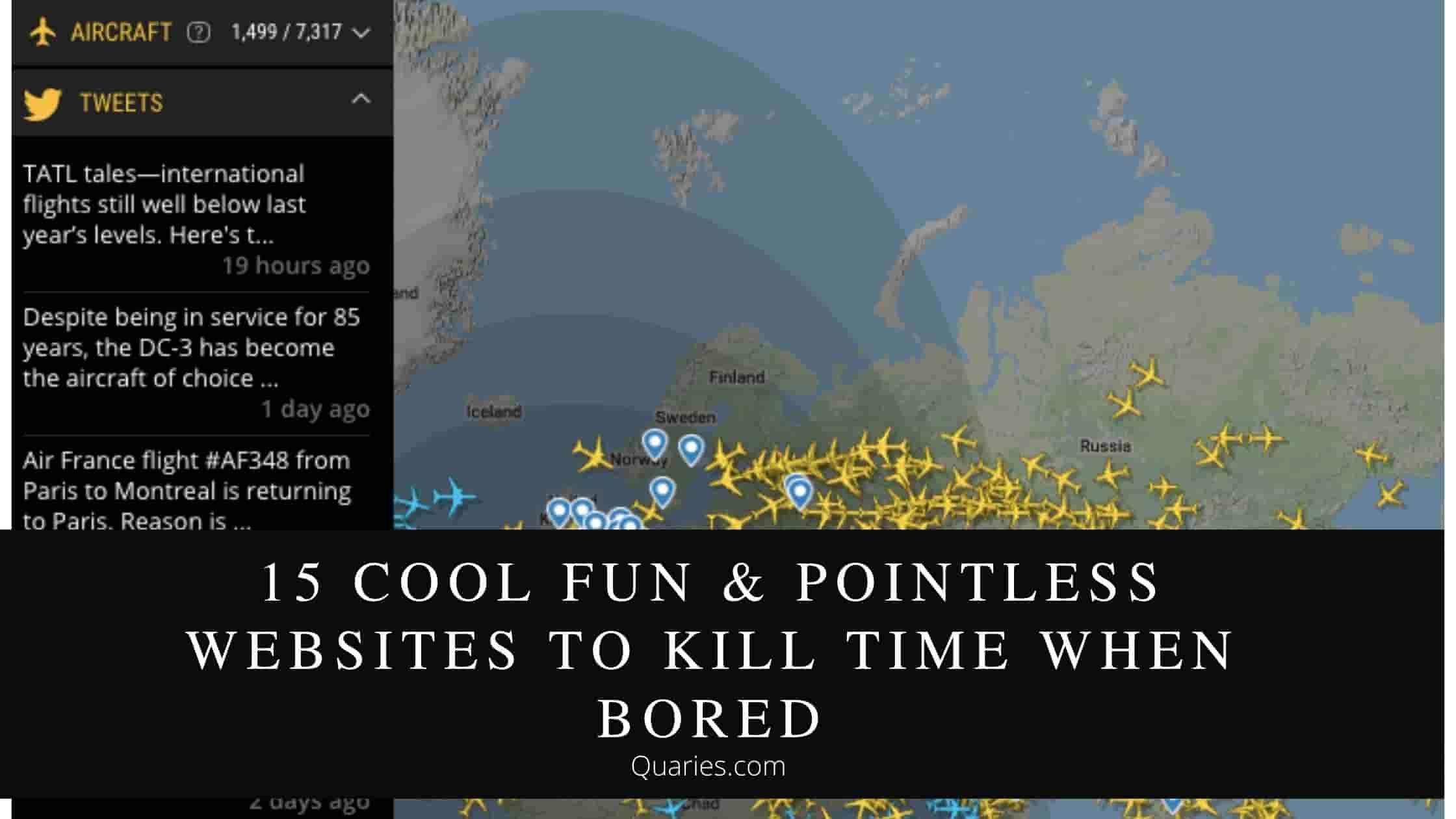 Cool Fun & Pointless Websites