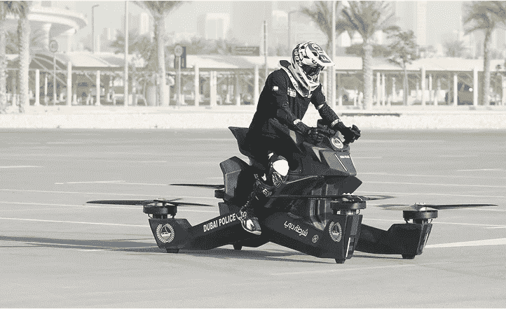 All You Need To Know About Hoversurf Hoverbike S3