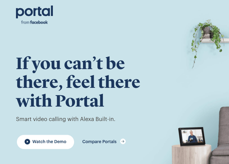 Facebook Portal & Portal Plus Review