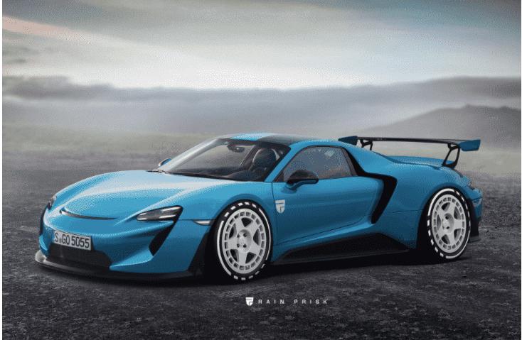 Cars Concept Design By The Rain Prisk