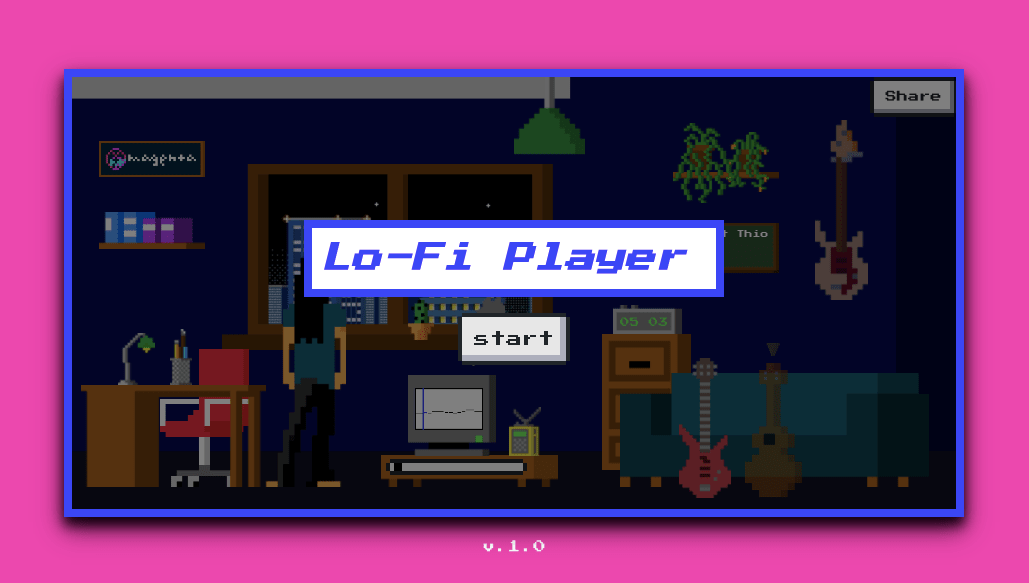What Is Lo-Fi Player