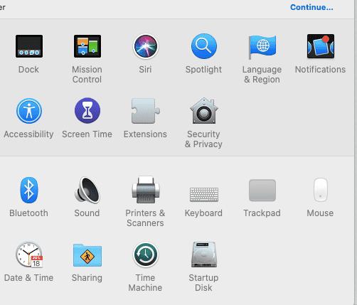 Invert Colors In MAC