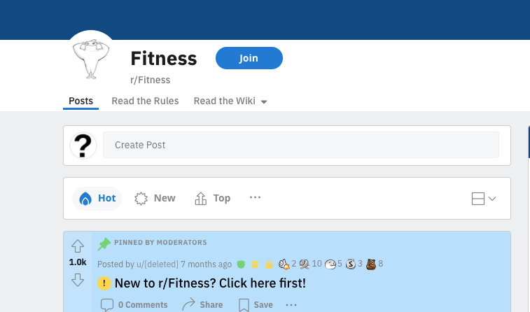 /R/Fitness