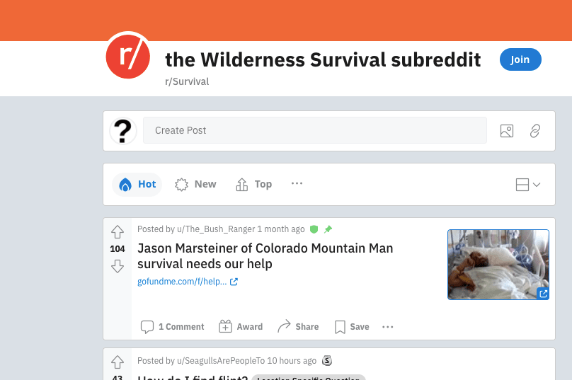 /R/Survival