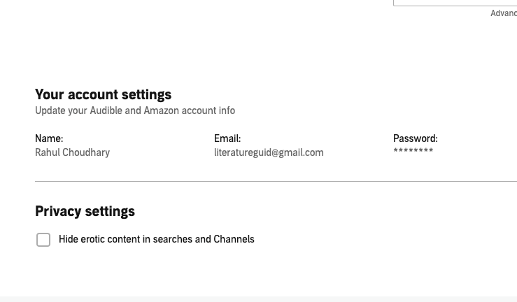 Check If You Are Login To The Right Account