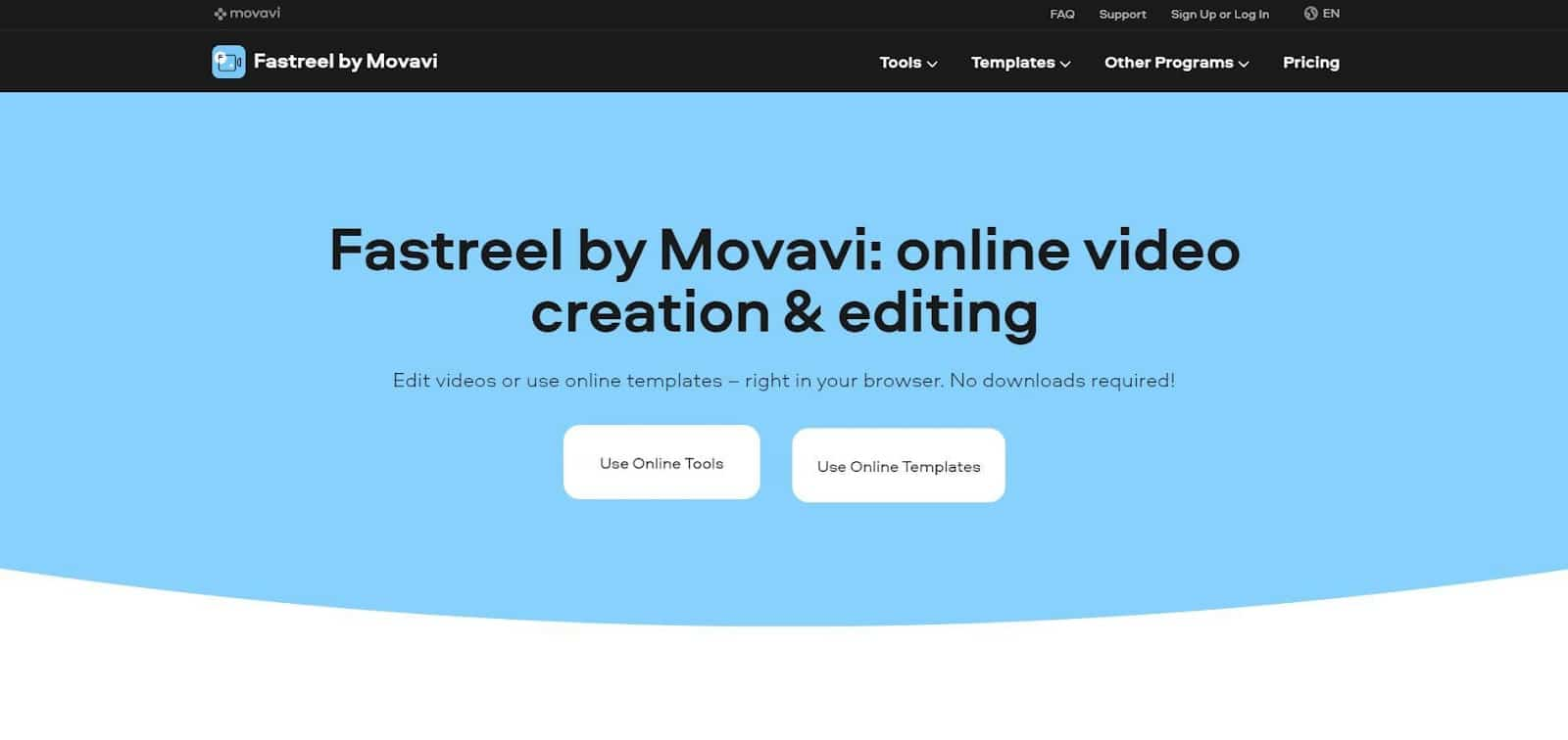 Fastreel By Movavi Review