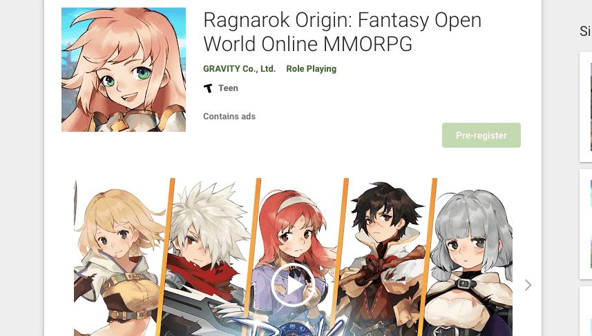 Ragnarok Origin For PC