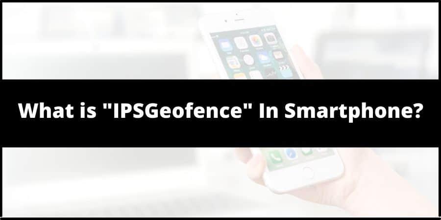 How to Uninstall IPSGeofence