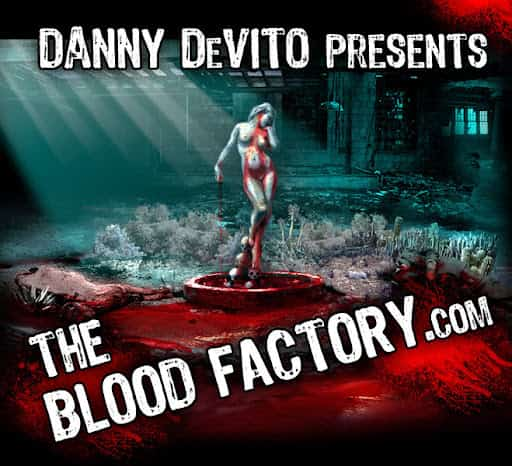 The Blood Factory