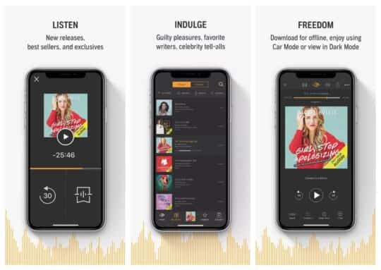 Audible App Is Crashing For Android Or IOS